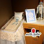 hastane odası organizasyon takı yastığı ve doğum panosu
