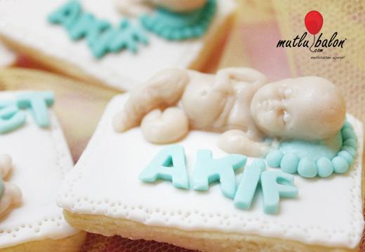 akif-bebek-baby-shower-kurabiyesi